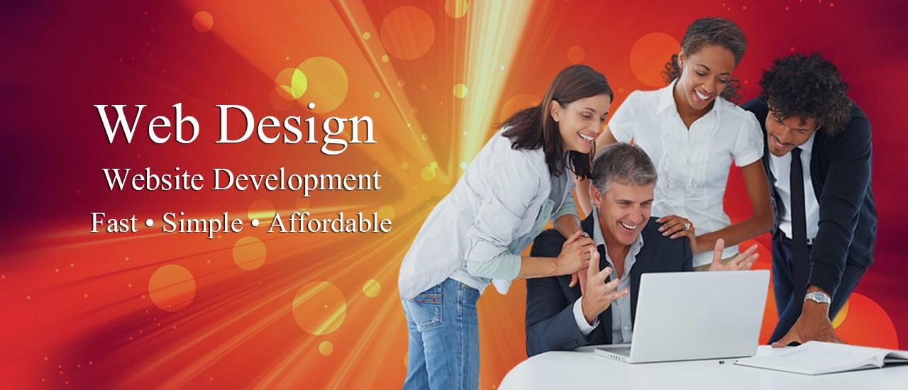 San Antonio Web Design, Website Development, SEO Services - Fast, Simple & Affordable